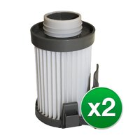 Replacement Dust Cup HEPA Vacuum Filter For Eureka 430 Vacuums - 2 Pack