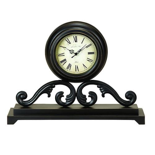 EC World Imports Mantel Clock by EC World Imports