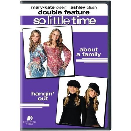 Mary Kate and Ashley So Little Time V2: About a Family / Hangin' Out (DVD) - Halloween Mary Kate And Ashley