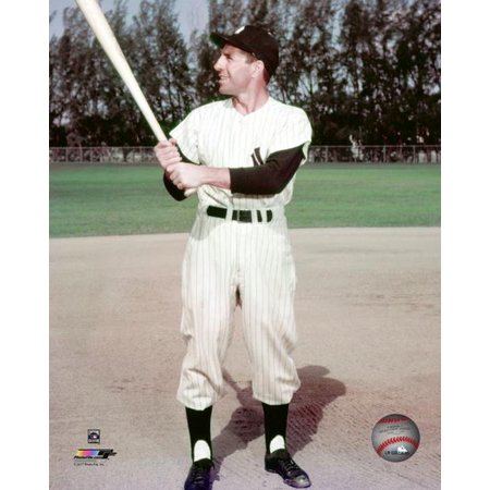 Phil Rizzuto 1956 Posed Photo Print