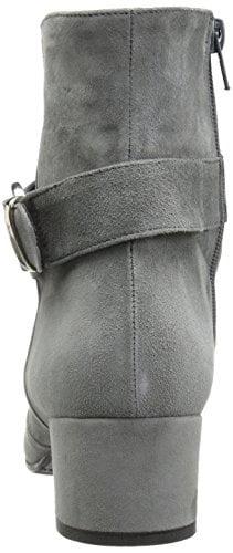 Charles David Women's EU Maddie Ankle Boot, Grey, 37.5 Medium EU Women's (7.5 US) 8abf5b