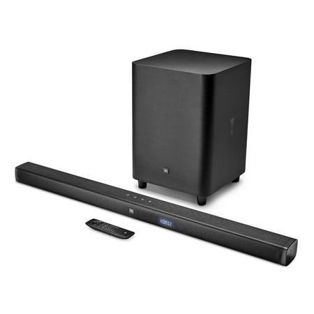 - JBL Bar 3.1 Soundbar w/Wireless Subwoofer and Bluetooth (Open Box)
