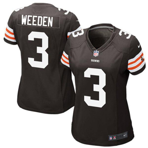 brandon weeden browns jersey