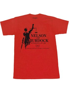 Daredevil Nelson and Murdock Attorneys at Law T-Shirt