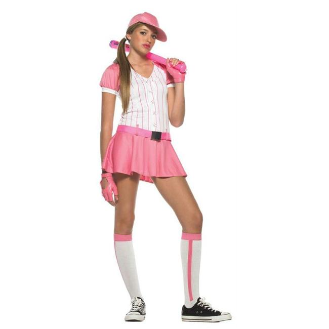 Costumes For All Occasions Ua48004Tml Baseball Teen Sz. Medium/Large - image 1 of 1