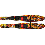 "WIDE BODY Combo Skis, 53"", pair"
