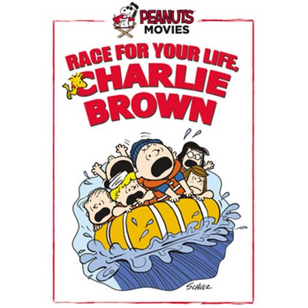 Race For Your Life, Charlie Brown (DVD) (2017 Charlie Brown Halloween)