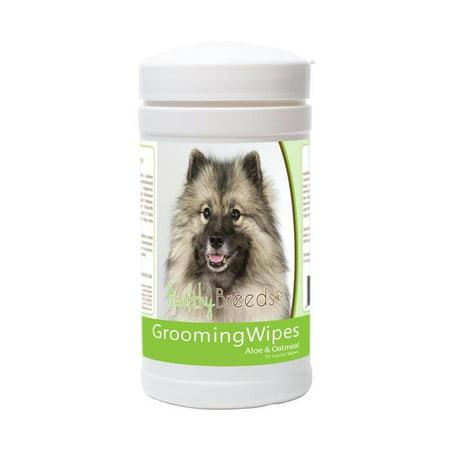 Healthy Breeds 840235174967 Keeshonden Grooming Wipes - 70 Count - image 1 of 1