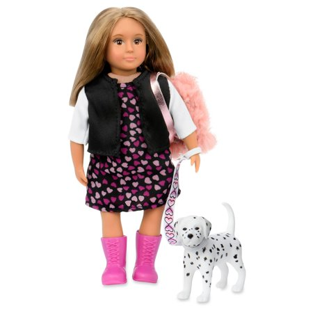Lori Doll & Pet - Gia & Gunner - Our Generation Dolls