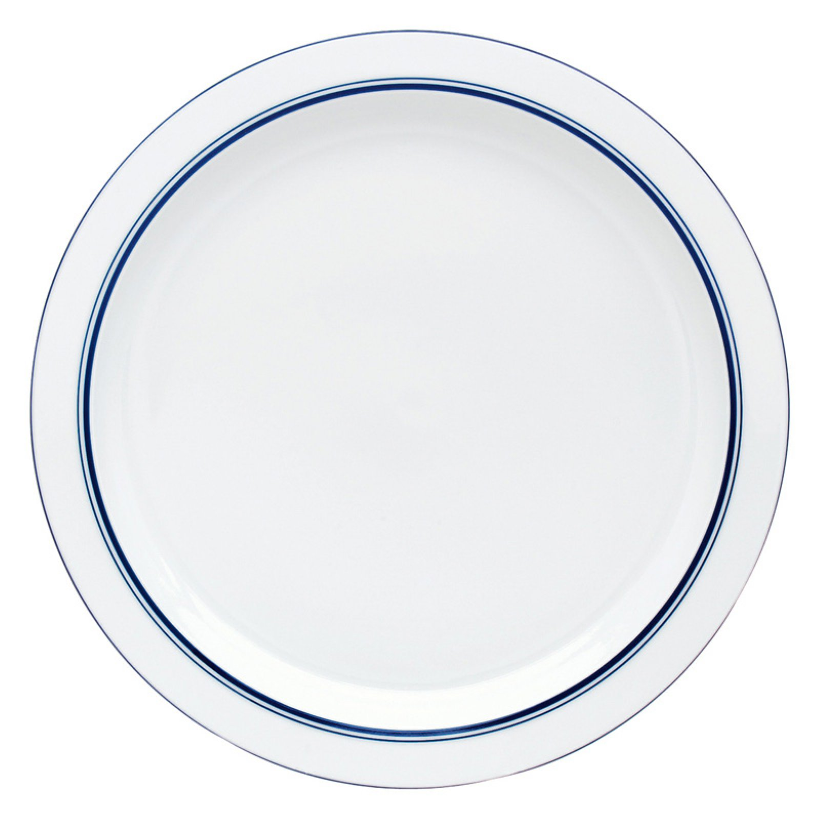 Dansk Christianshavn Blue Dinner Plate - Set of 4