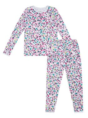Climate Right Girls Sueded Polycore Thermal Underwear Set, (Little Girls & Big Girls)