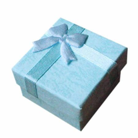 Raypadula Small Jewelry Gift Box Bow Jewelry Box Raypadula Small Jewelry Bow Jewelry Box
