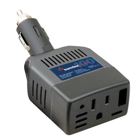 Samlex SAM-100-12 SAM Series Modified Sine Wave Inverter - 100 Watt