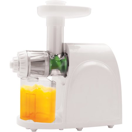 Big Boss Slow Juicer White 9192 : Big Boss Heavy-Duty Masticating Slow Juicer, White - Walmart.com