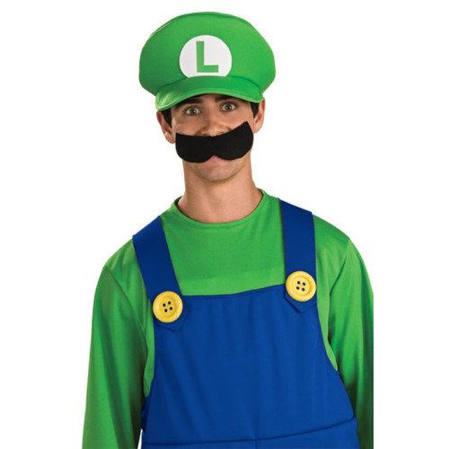 Rubies Super Mario Deluxe Luigi Hat