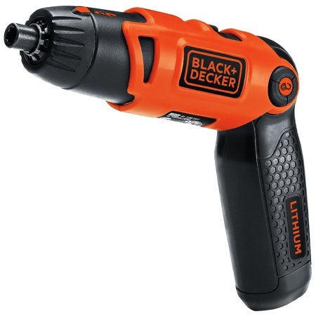 BLACK+DECKERâ ¢ LI2000 3-Position Lithium-Ion Cordless Screwdriver