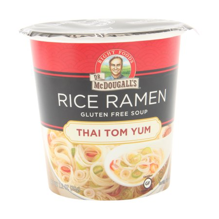Pack of 2 - Gluten Free Thai Tom Yum Rice Ramen Soup, 1.2 (Best Tom Yum Paste In Bangkok)