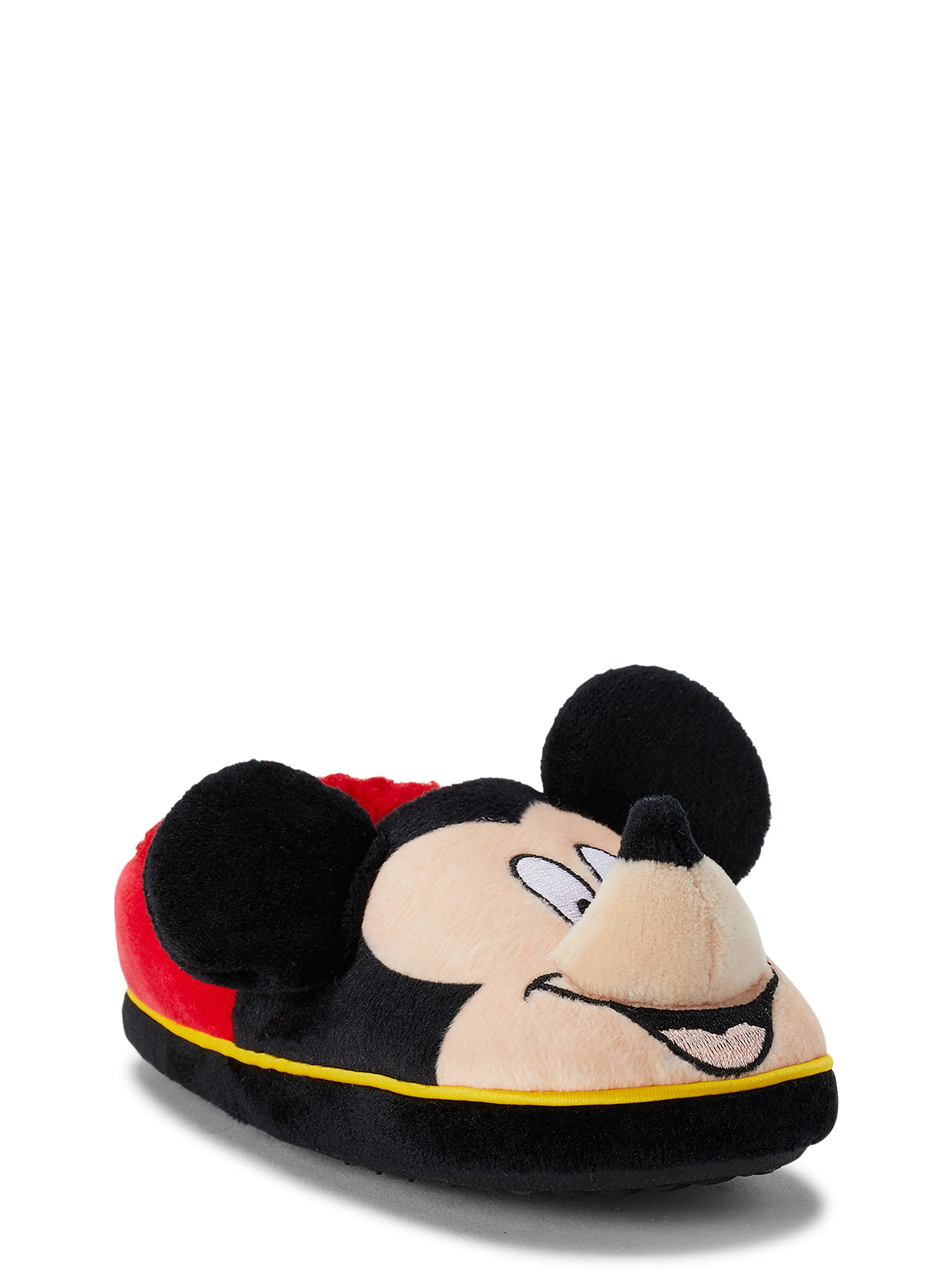 Mickey Mouse Slippers (Toddler Boys