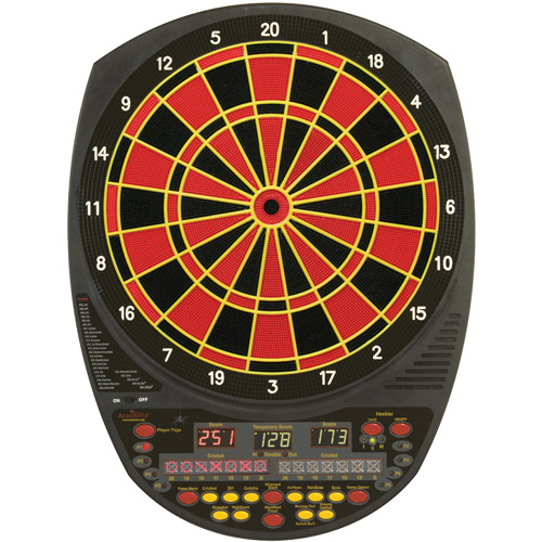 Arachnid Inter-Active 3000 Electronic Dartboard with Heckler Feature by DMI Sports