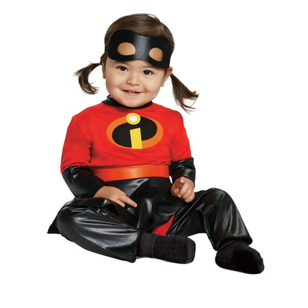 Violet Incredibles Baby Infant Costume Removable Skirt 12-18 Months 12533 - Infant Incredibles Costume