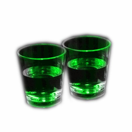Glasses That Light Up (Light Up Liquid Activated Acrylic Shot Glass)