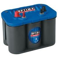 OPTIMA BlueTop Marine Battery, Group 34