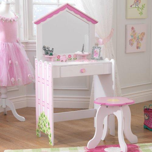 KidKraft Dollhouse Vanity and Stool by KidKraft