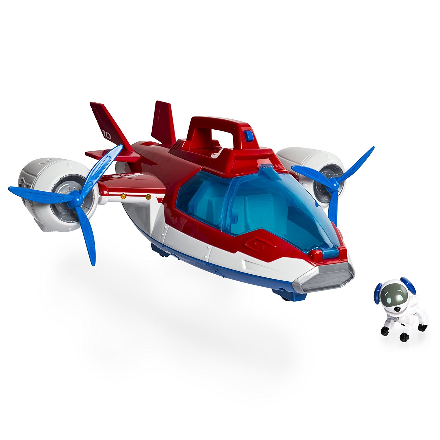 Paw Patrol, Lights and Sounds Air Patroller Plane by