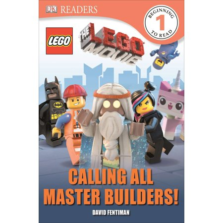 DK Readers L1: The LEGO Movie: Calling All Master
