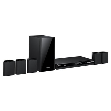 Samsung HT-FM45 5.1 Channel 3D Blu-Ray Smart Home Entertainment System – Refurbished