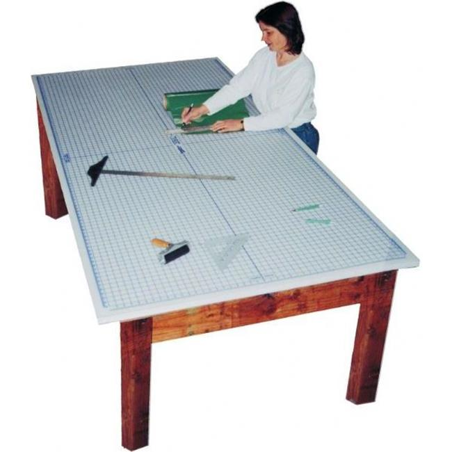 Speedpress Tool TMC48144 4 ft. x 12 ft. Super Size Protective Cutting Mat
