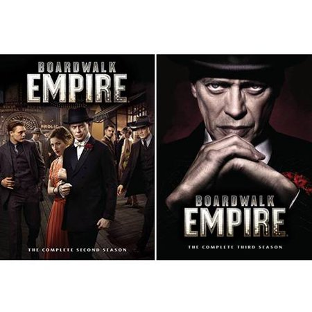 Boardwalk Empire: The Complete Second And Third Seasons (Walmart Exclusive) (Widescreen, WALMART EXCLUSIVE)