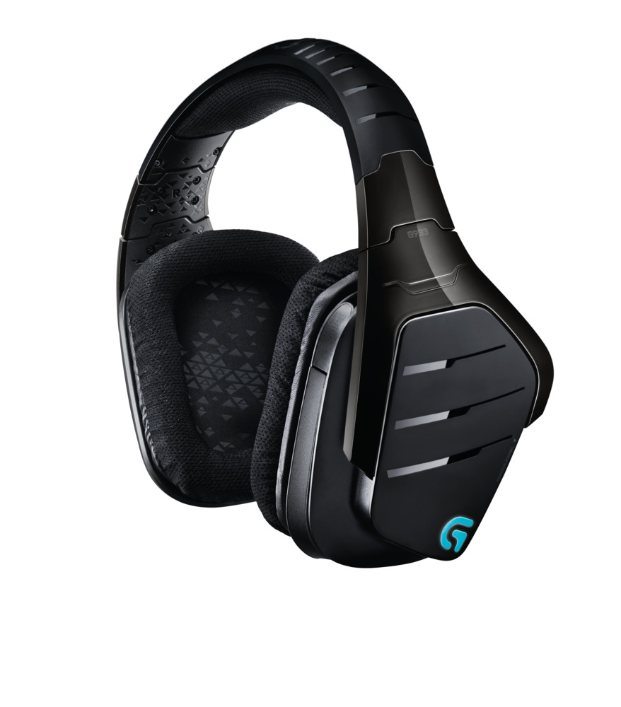 Logitech Artemis Spectrum Wireless 7.1 Surround Sound Gaming Headset by Logitech