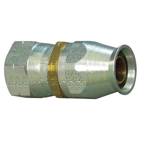 EATON AEROQUIP 63-190990-4 Hydraulic Hose Fitting,Socket,3/16 in. - Aeroquip Hydraulic Hose