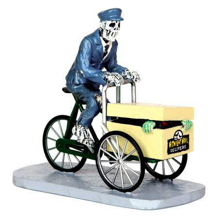 Lemax 42207 NOR DEAD OF NIGHT Spooky Town Figurine Halloween Decor Figure (Halloween Town 1)