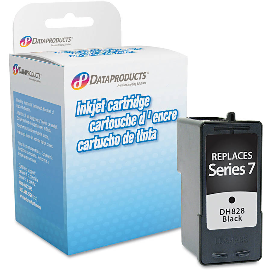 Dataproducts Remanufactured DH828 (Series 7) Black Ink Cartridge