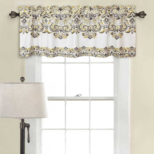 Clara Room-Darkening Valance Set by Generic