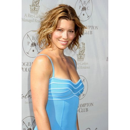 Jessica Biel In Attendance For Bridgehampton Polo ClubS Mercedes-Benz Polo Challenge The Bridgehampton Polo Club Bpc Bridgehampton Ny August 12 2006 Photo By Rob RichEverett Collection Celebrity