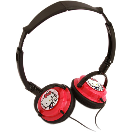 Sakar hello kitty DJ Style Headphones