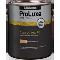 Sikkens SIK43078 1 Gallon Cetol 23 Plus Is A Premium Translucent - Natural 078