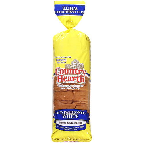 Country Hearth Home-Style Bread, 20 oz