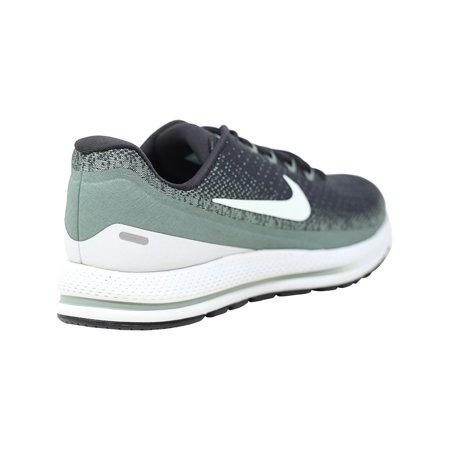 c8d379cbd082b Nike Men s Air Zoom Vomero 13 Black   Blue Tint - Racer Ankle-High Fabric  ...