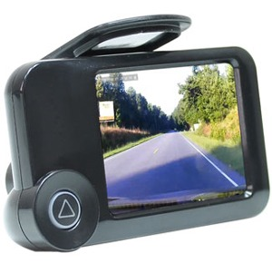 Rostra Dash Cam Digital Camcorder - Hd - 16:9 - H.264 - Usb - Secure Digital [sd] Card - Memory Card - Suction Mount (250-8918)