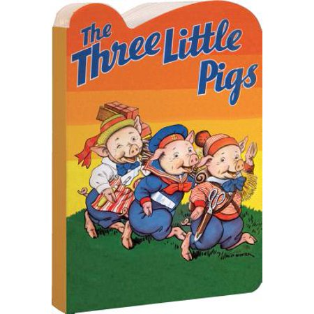3 Little Pigs (Board Book)