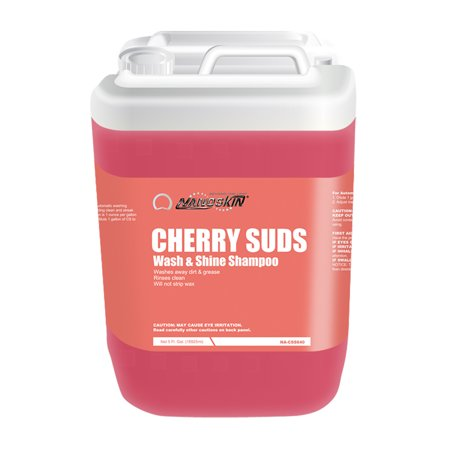 Nanoskin (NA-CSS640) CHERRY SUDS Wash & Shine Shampoo - 5 Gallon - Shaggy Dog Wash