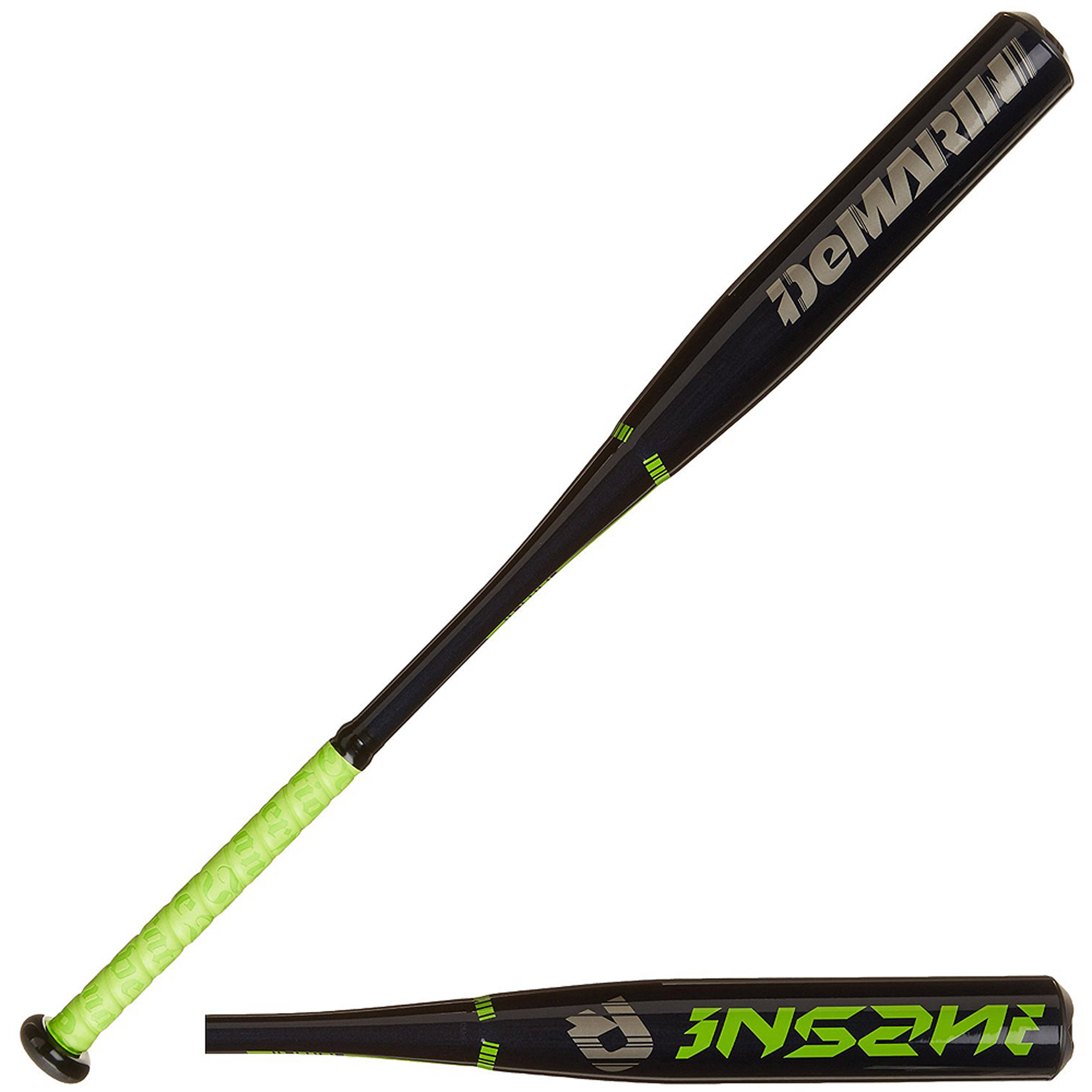 DeMarini Insane Youth Big Barrel -12 Baseball Bat by Wilson Sporting Goods
