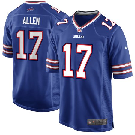 Josh Allen Buffalo Bills Nike Youth Game Jersey - Royal