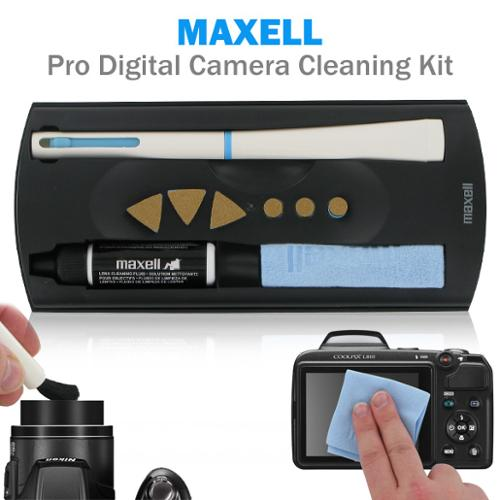 Maxell Pro Digital Camera Cleaning Kit