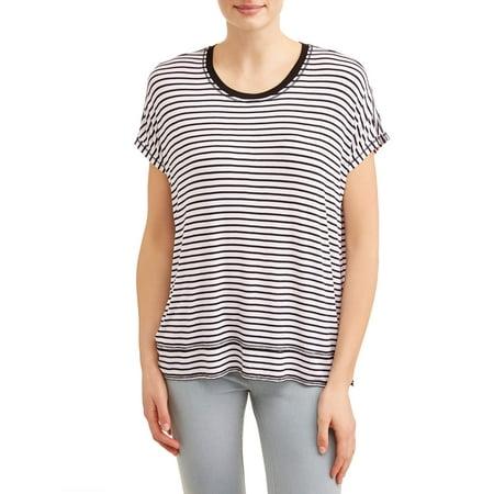 Women's Dolman Rib T-Shirt (Best Prime Rib In Austin)