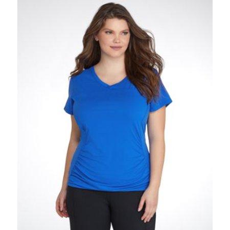 15bade5d01afb Marika - Plus Size Elizabeth Slimming Tee - Walmart.com